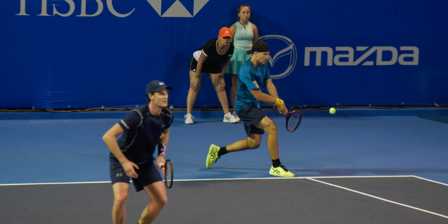 Murray-Soares finalist for the Acapulco doubles title