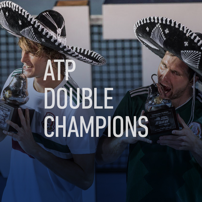 ATP – Doubles Champions