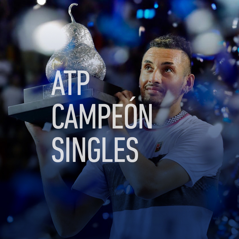 ATP – Campeon Singles