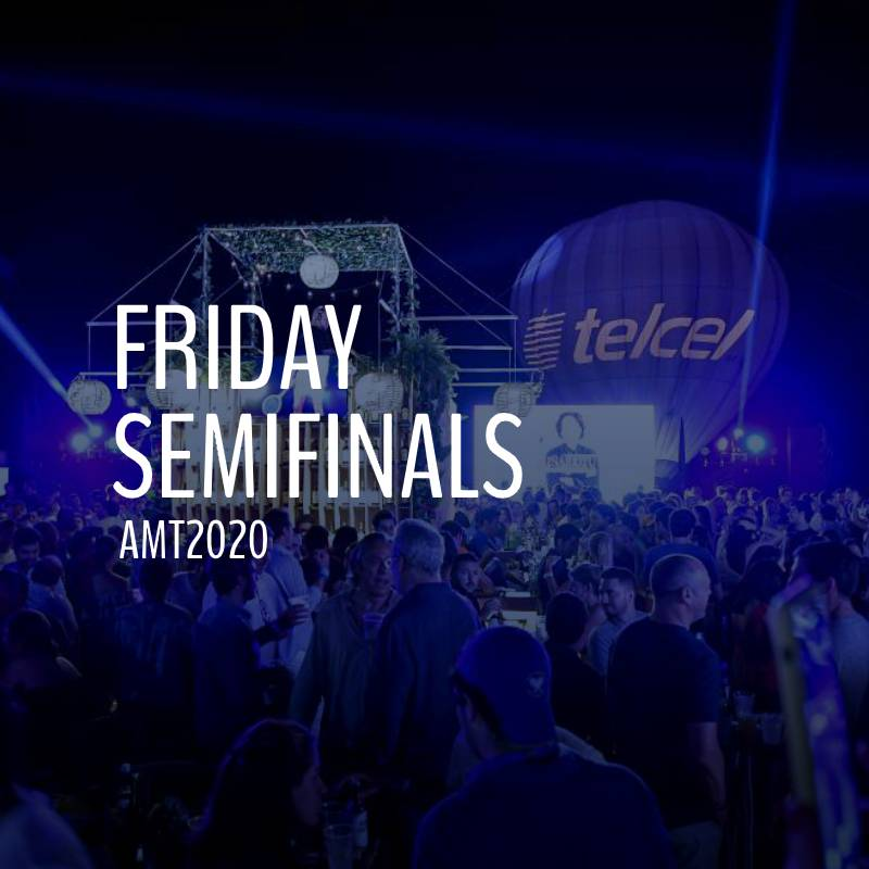 Friday Semifinals
