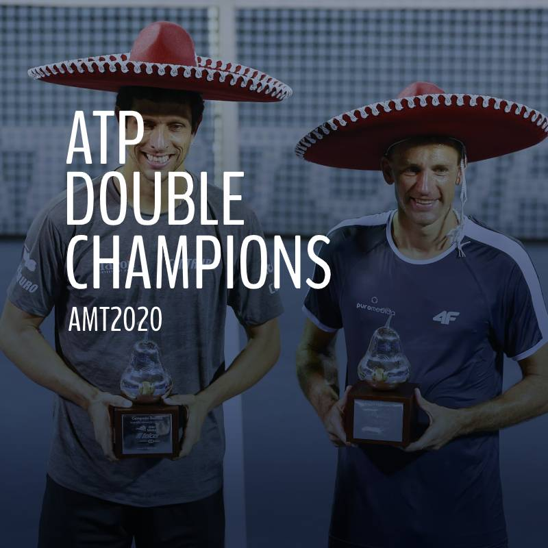 ATP Doubles Champions 2020